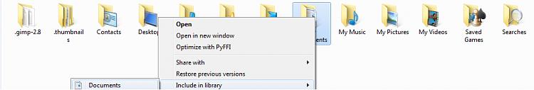 "Restoring default location of ""My Documents"" after moving folder?-userfolder.png"