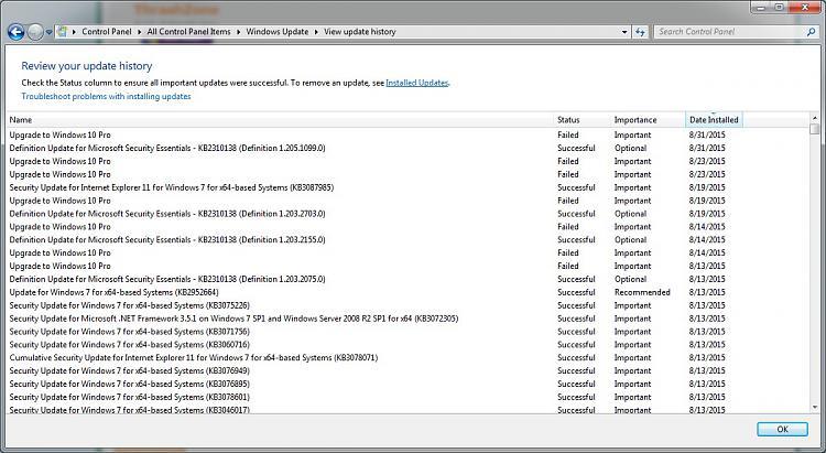 reverting from Windows 10 back to 7-installed-updates.jpg