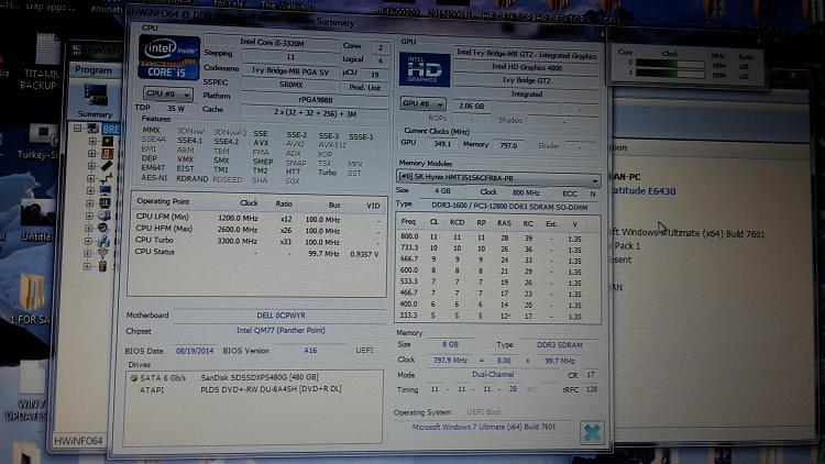 DELL LATITUDE E6430 I5 pro - Page 2 - Windows 7 Help Forums