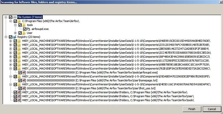 Logon password will expire in 5 days-geek-uninstaller-2.jpg