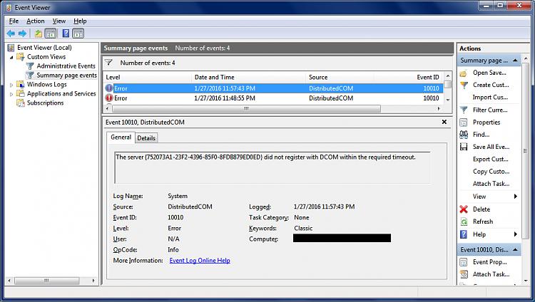 Arrow keys not scrolling in windows explorer-event_error_01.png