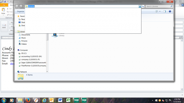 File Explorer not showing recent folders-screenshot.png