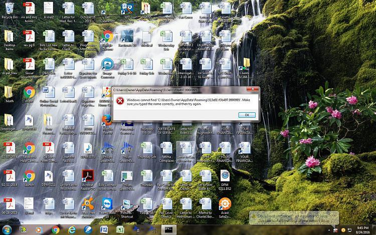 Windows cannot find ??-pop-up-startup.jpg