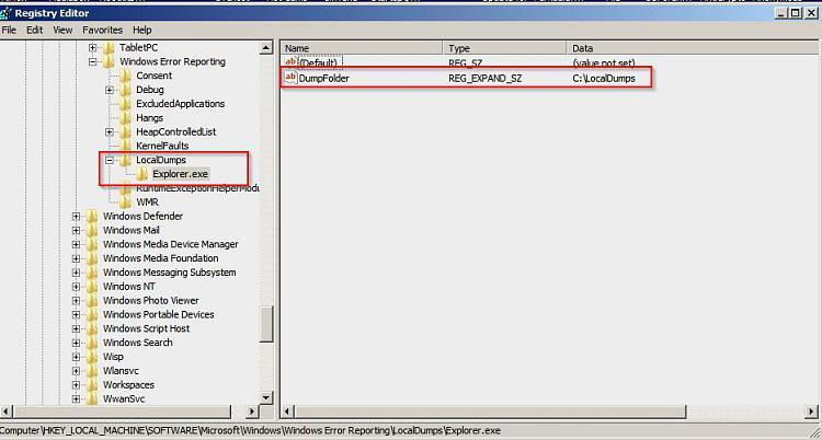 Win7 Ultimate x64 SP1 Explorer.exe The Oddest Issue Ever-registry-localdumps.jpg