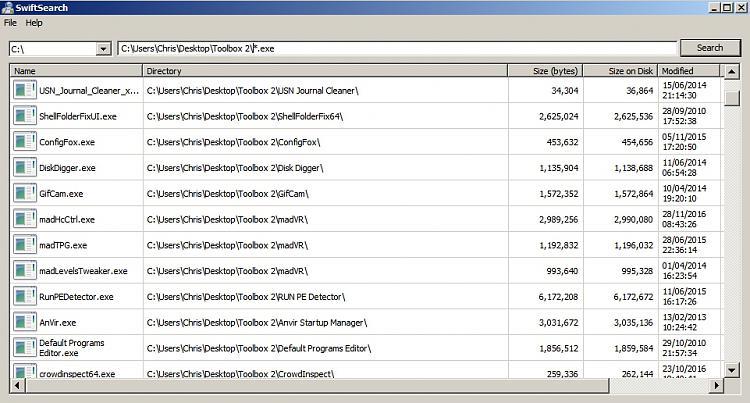 Using Eraser or SDelete-swiftsearch-3.jpg