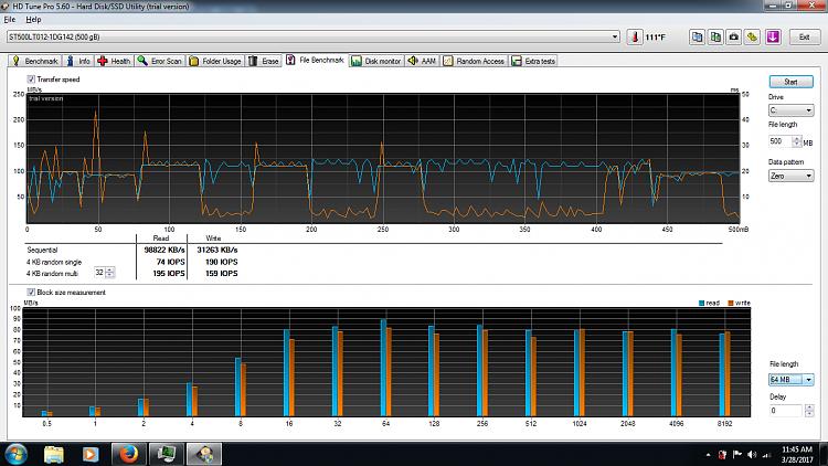 Boot menu at start up, 2 min of beeps before Win7 successfully starts-filebenchmark.png