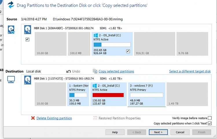 installation-setup: winload.exe digital signature verification failure-selecting-target-disk-restore-.png