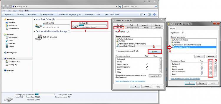 "Disable ""NEW FOLDER"" link in explorer toolbar-permissions.jpg"
