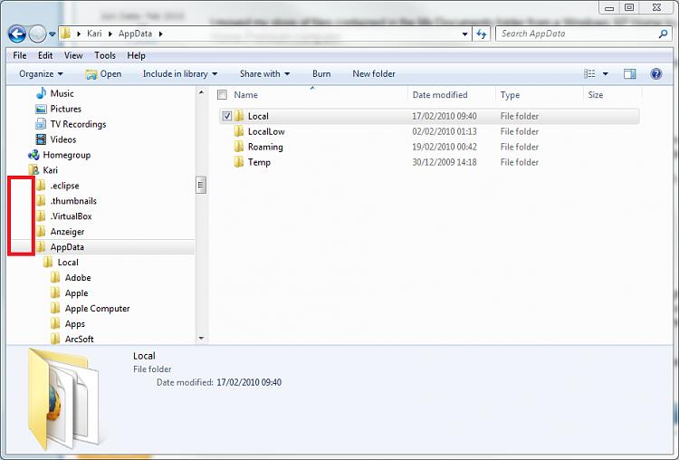 How to configure Windows 7 Explorer-explorer_focus_right.png