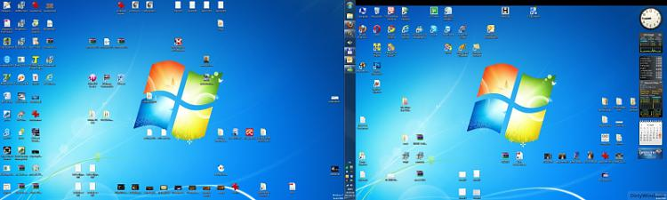 Dual Monitor Taskbar Solved Windows 7 Help Forums