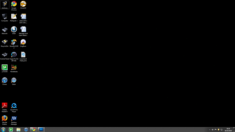 Green Pixels, Screen Freezes, Random Turn Offs? - Windows 7