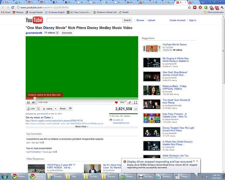 Display driver crashing from YouTube videos-crash.png