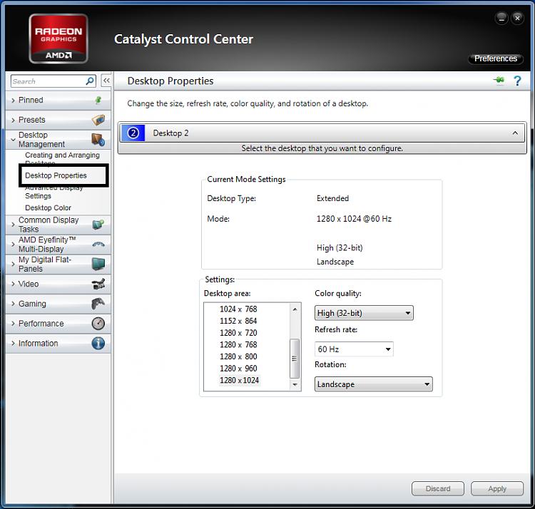 Dual Monitor Set-Up with Sapphire ATI Radeon HD 4350