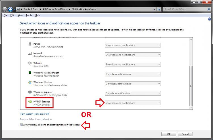 Latest NVIDIA ForceWare Video Drivers Windows 7-icons.jpg