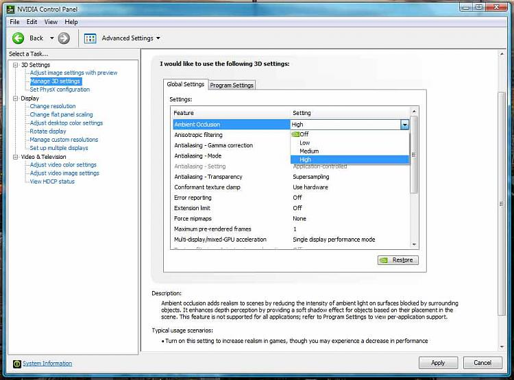 Latest NVIDIA ForceWare Video Drivers Windows 7-ambientocclusionxo1.jpg
