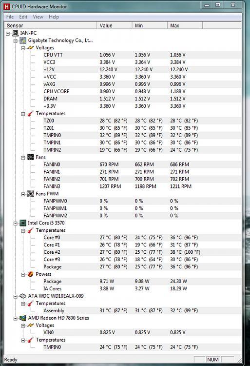 PC Monitor: Random white & blue green screen displays?-hwmonitor-temps.jpg
