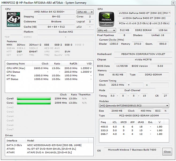 NVIDIA GeForce 9400 GT & Desktop Performance 4.8...?-pc-stats.png