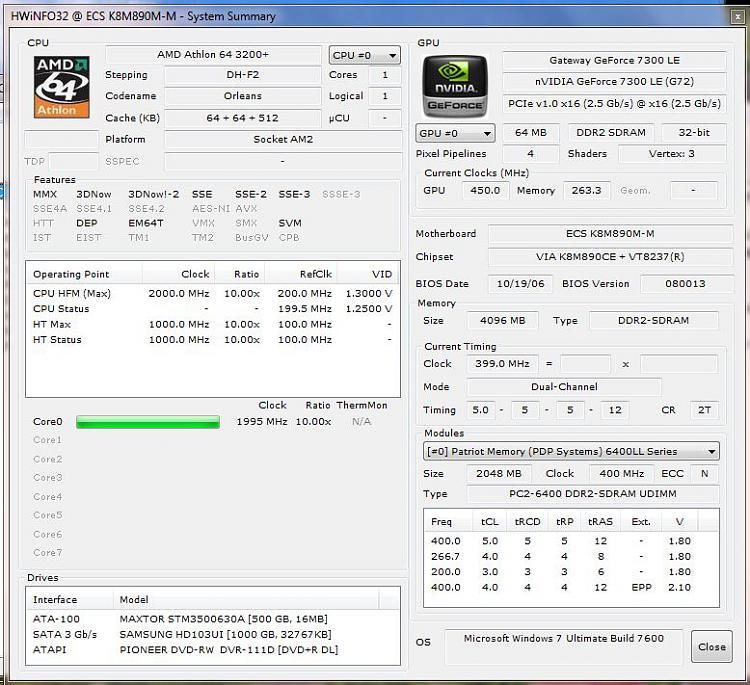 My computer isn't picking up the graphics card-hwinfo32_snip.jpg