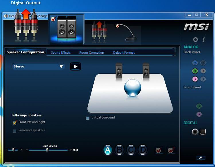 fix realtek audio manager windows 10
