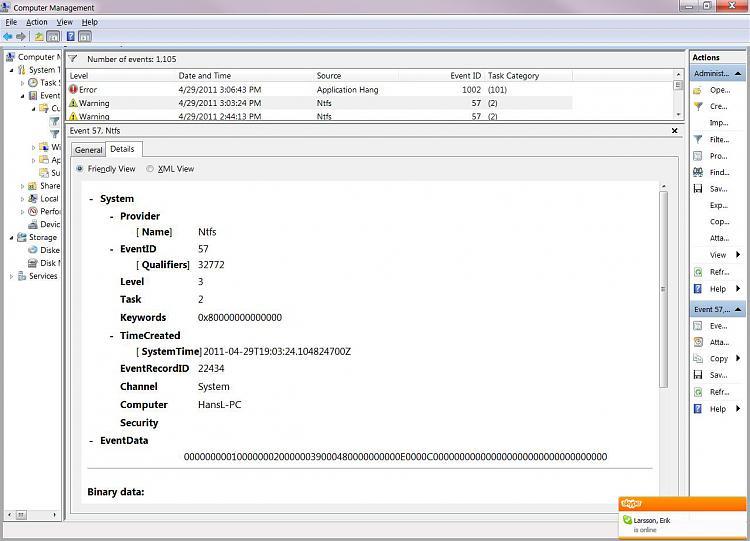 My external hard drive is AutoRunning-custom-view-administrative-details-1.jpg
