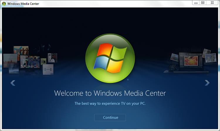 Do I need a vid card to run a TV tuner or is the integrated graphics..-wmc.png