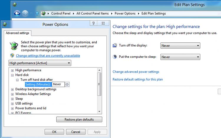 Hard drive keeps shutting off-advanced-power-options.png