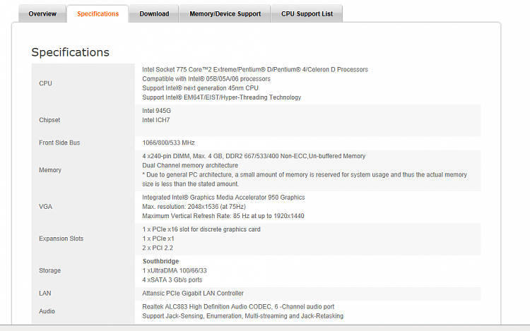 Need help with mainboard and Windows 7 - Windows 7 Help Forums