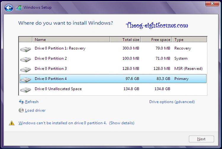 UEFI BIOS Option - Page 3 - Windows 7 Help Forums