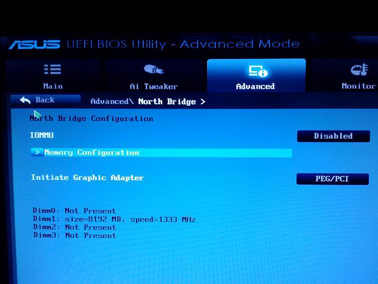 new ram is acting strange. will not go to stock speed-0617131446.jpg