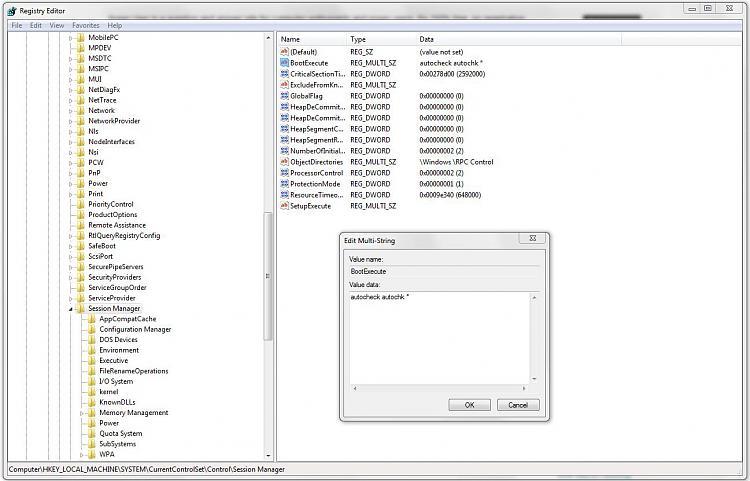 Backup Harddrive is immune to every chkdsk attempt-diskcheck.jpg