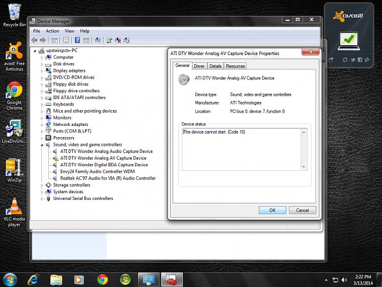 Wonder HDTV tuner cant start after installing Dynex Envy 24 sound card-dcs2.png