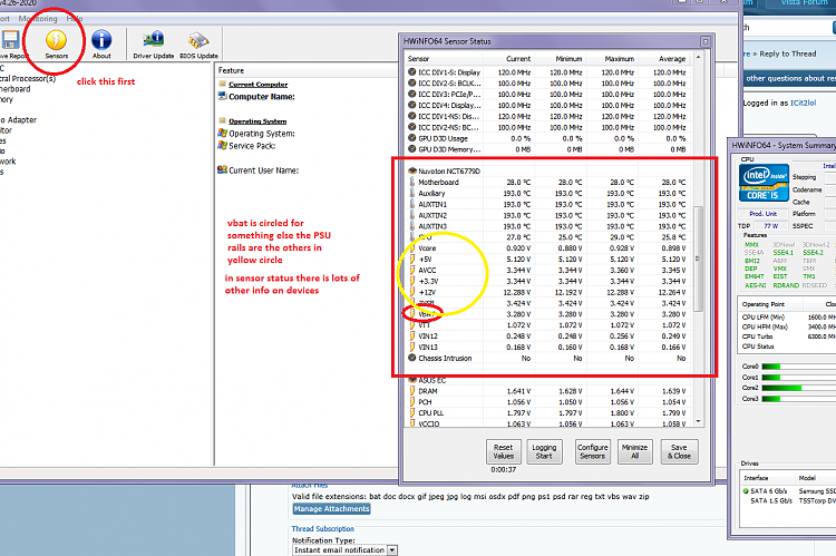 Windows Random Shut Downs - no error messages-hw-info-volts.png