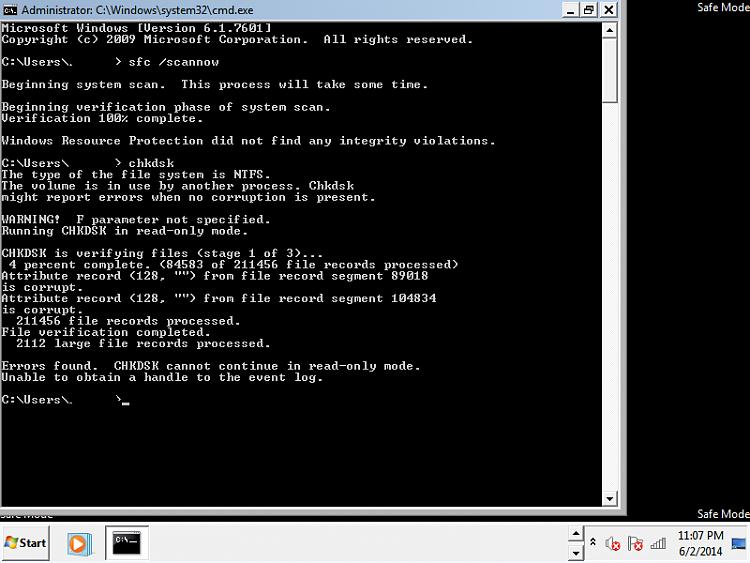 Corrupt message on chkdsk.-yes.png