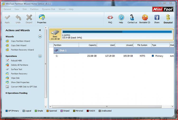 External Hard Drive Not Detecting. Disk 1 Unknown.-main-screen.jpg