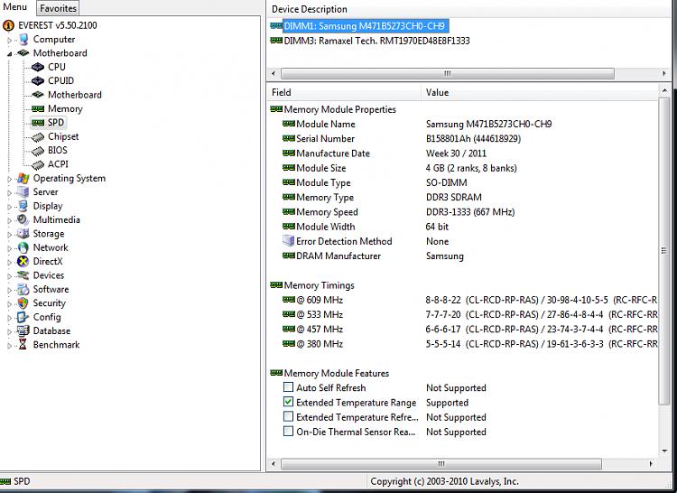 Toshiba Laptop RAM Upgrade not recognized in windows-everestsamsungram.png