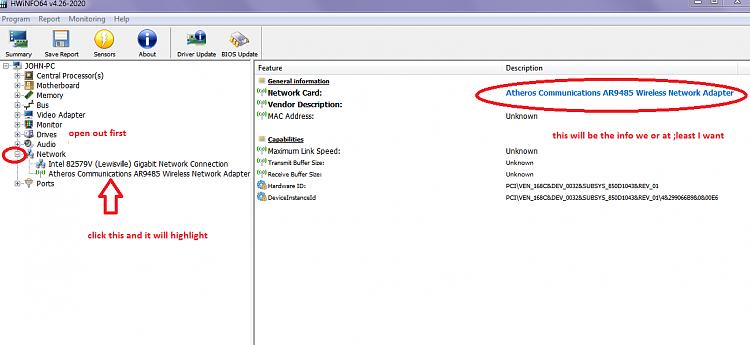 Flickering Green Pixel Issue = Monitor Or GPU-hw-info-network-adaptor.png