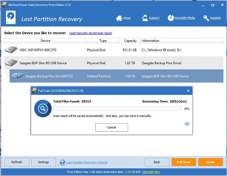External Hard Disk not detected, visible in Disk Manager-capture.png