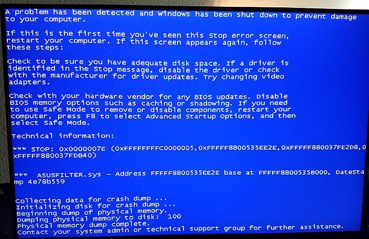 USB drives no longer recognized-asusfilterbluescreen.jpg