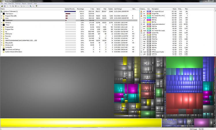 Lost Disk Space After Defrag-80gb-space-lost.jpg