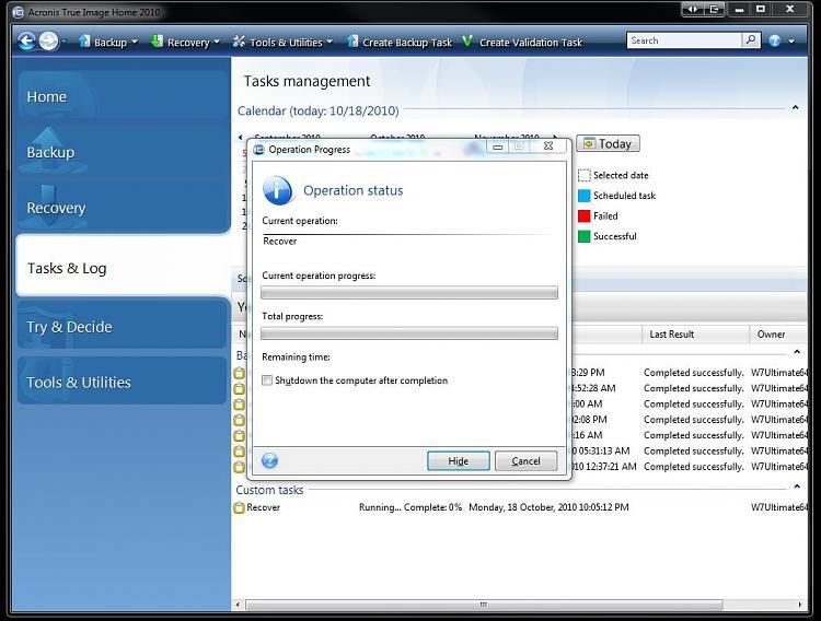 Safest Way to Clone Windows 7 Volume for Dual Booting-host-image-restore-test-drive-5-restoration-progress.jpg