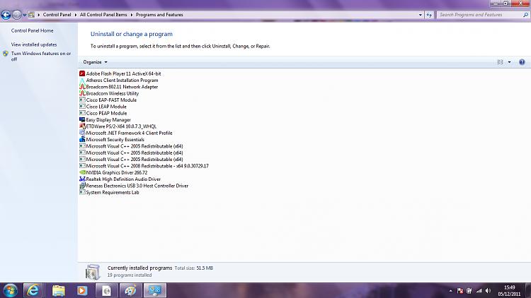 New laptop, changing partition disks?-programslis.png