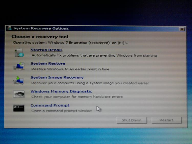 windows vista blank screen cursor sharesmarter