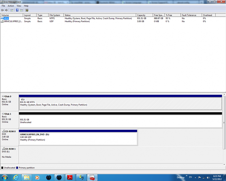 Windows 7 Ultimate x64 won't boot without DVD in drive-thomasheddenwindows7diskmgmtdrivemap.png