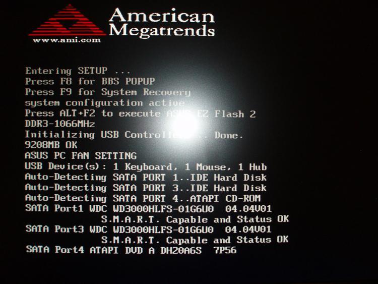 How to setup RAID 0 with an Asus CG5290-BP007 and 2 Ve-3.jpg