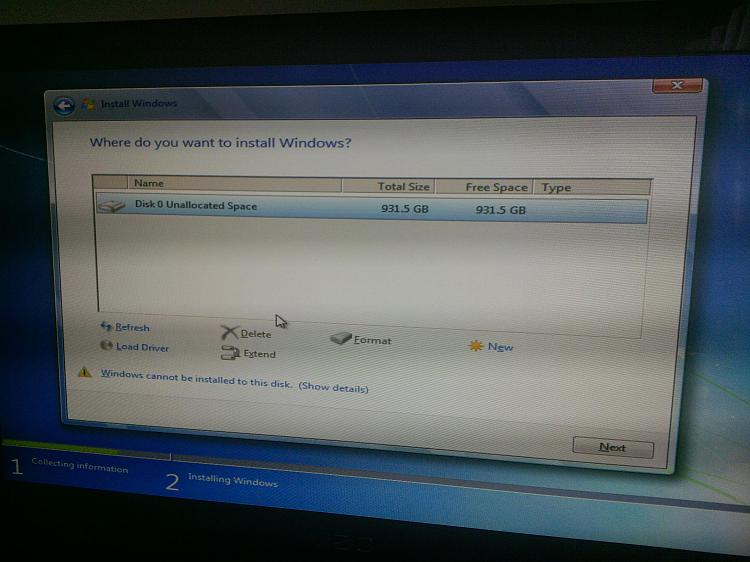 trouble installing win 7 ultimate 64x error 0x80070057-img_20131229_101147.jpg