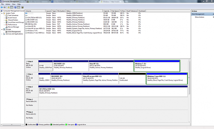 Deleting second partition that contains Vista-capture.png