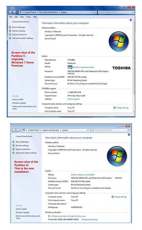 Windows 7 Ultimate 64 Bit - Installation Problems-4-basicinfo.jpg