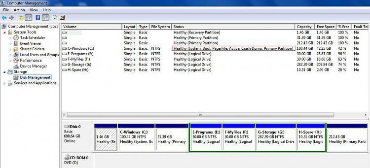 Windows 7 Ultimate 64 Bit - Installation Problems-1-disk-manager.jpg