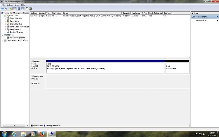 boot screen has 2 options-screen-shot.png