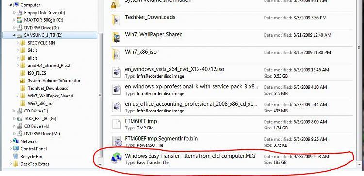 Question on new Windows 7 install-wet_9_28_2009.jpg